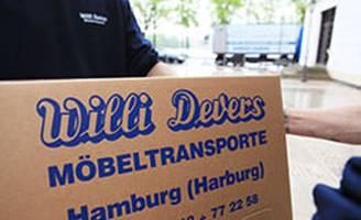 Titelbild: Möbelspedition Transporte